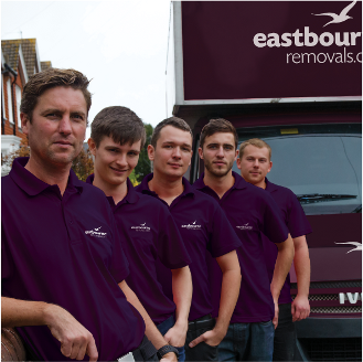 meet the team at eastbourne removals