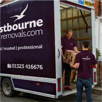 get an online quote from Eastbourne removals
